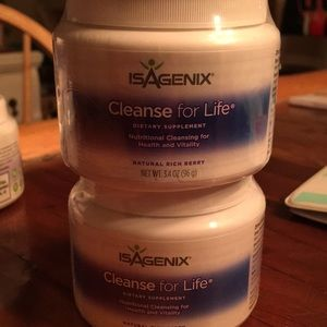 Other - Isagenix cleanse for life (2)